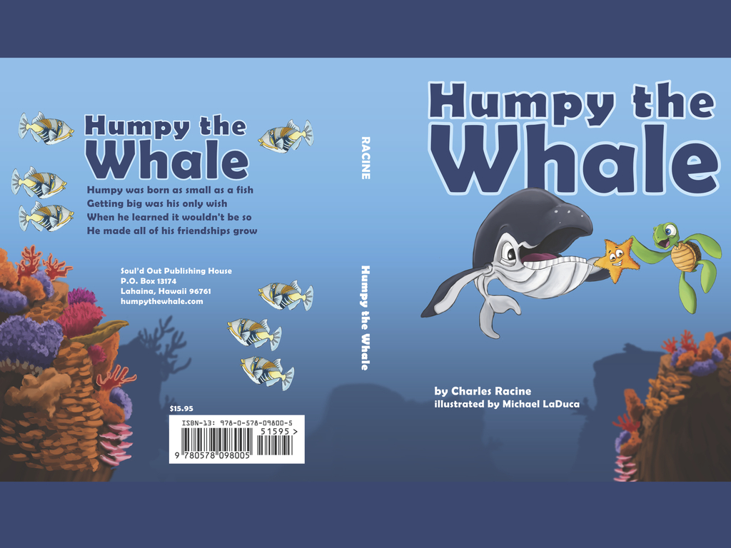 Humpy the Whale's video poster