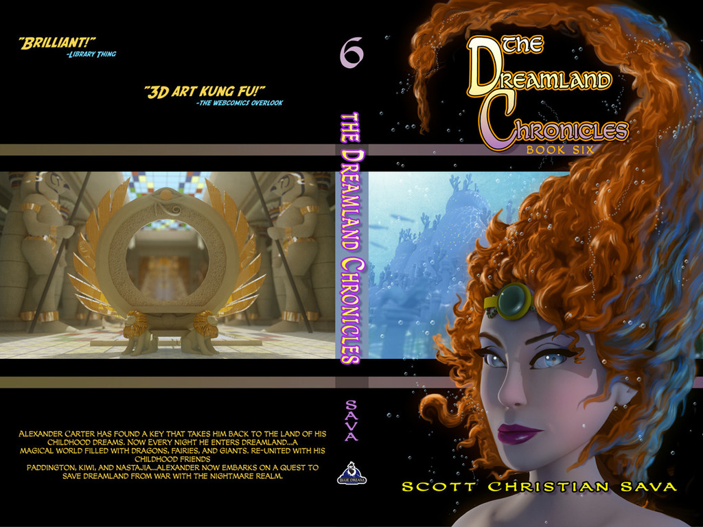 The Dreamland Chronicles Book Six's video poster