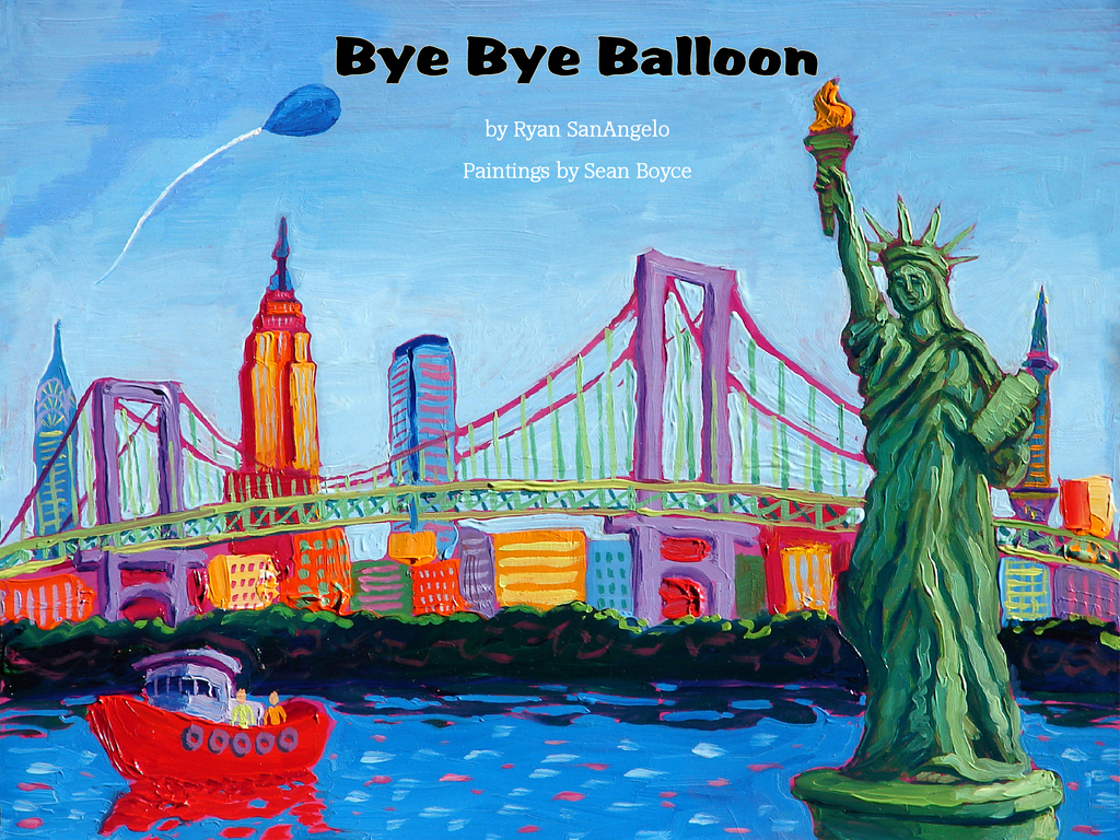 Bye Bye Balloon and Smile Every Day!'s video poster