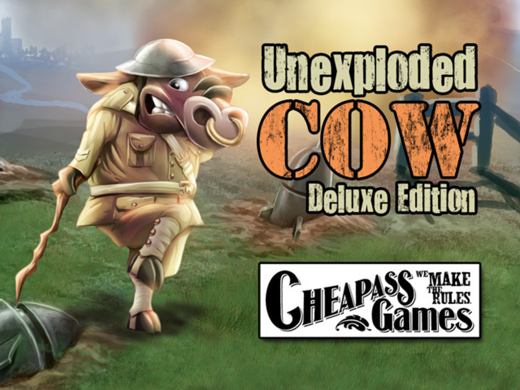 Unexploded Cow from Cheapass Games's video poster