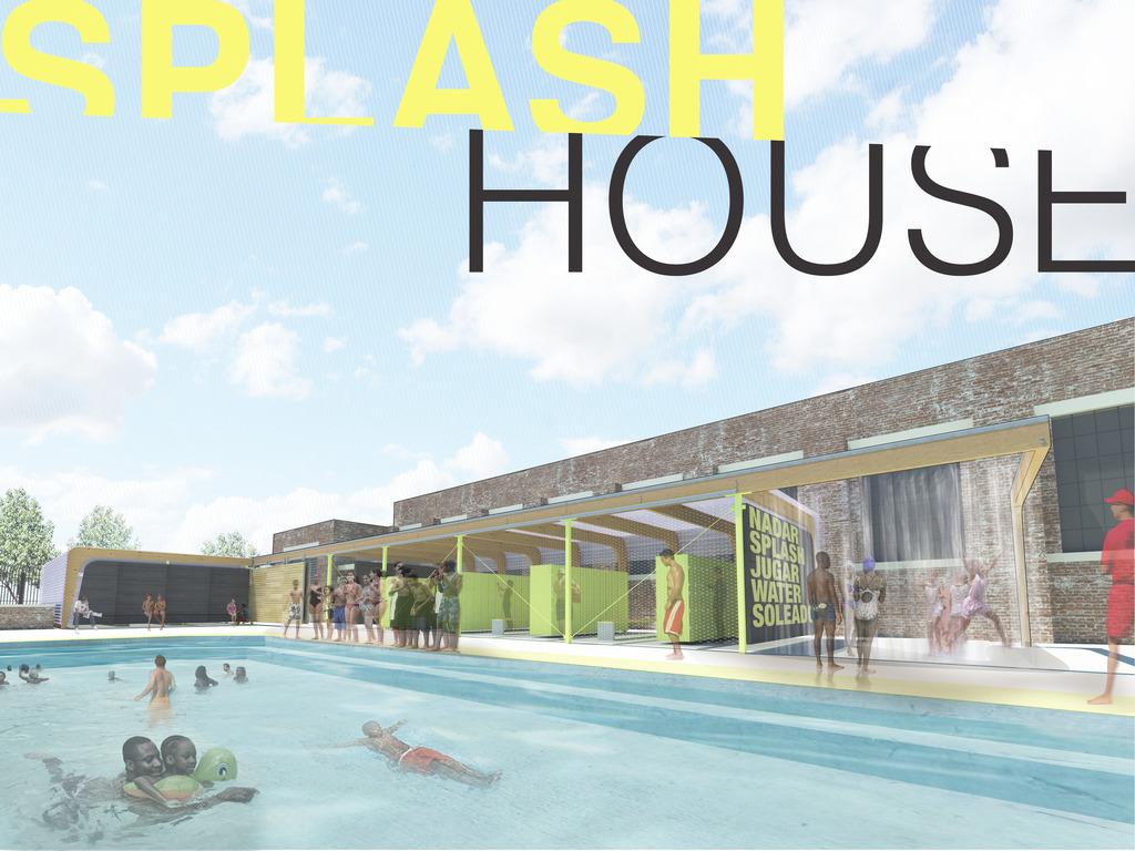 SPLASH HOUSE's video poster