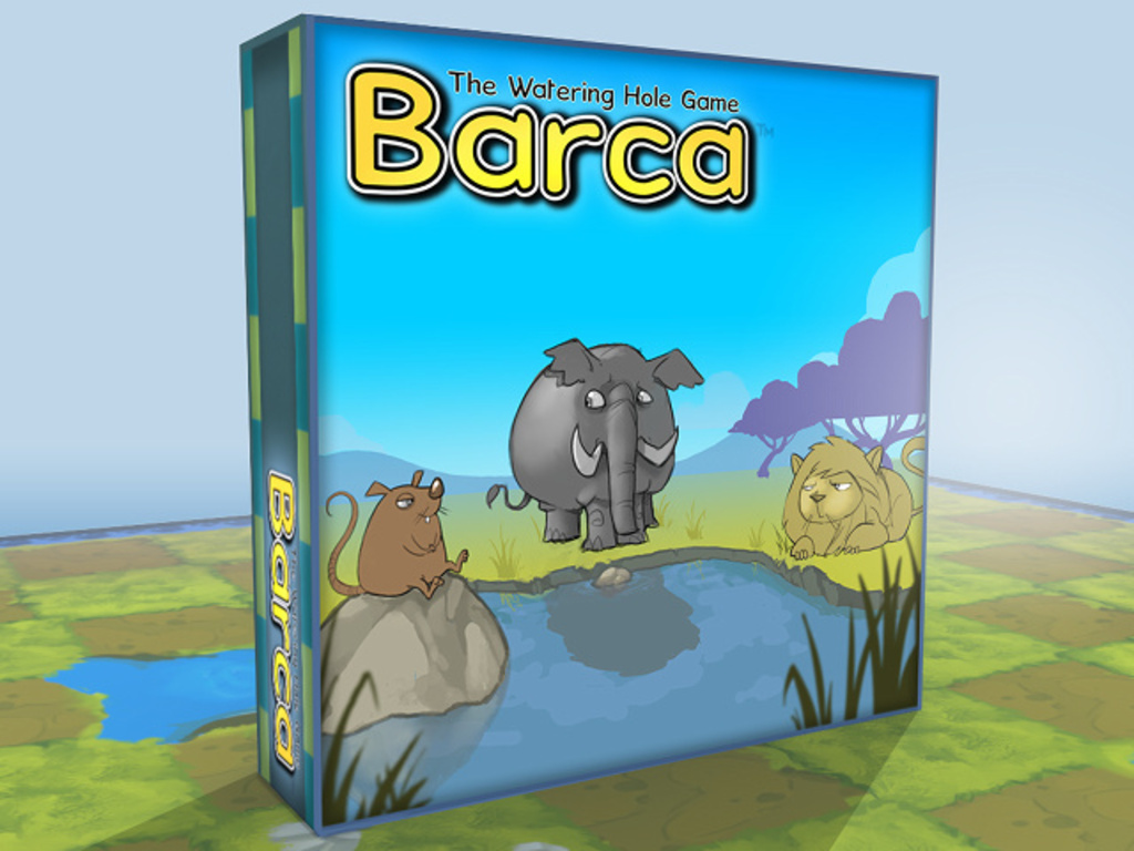 Barca - The Watering Hole Game's video poster