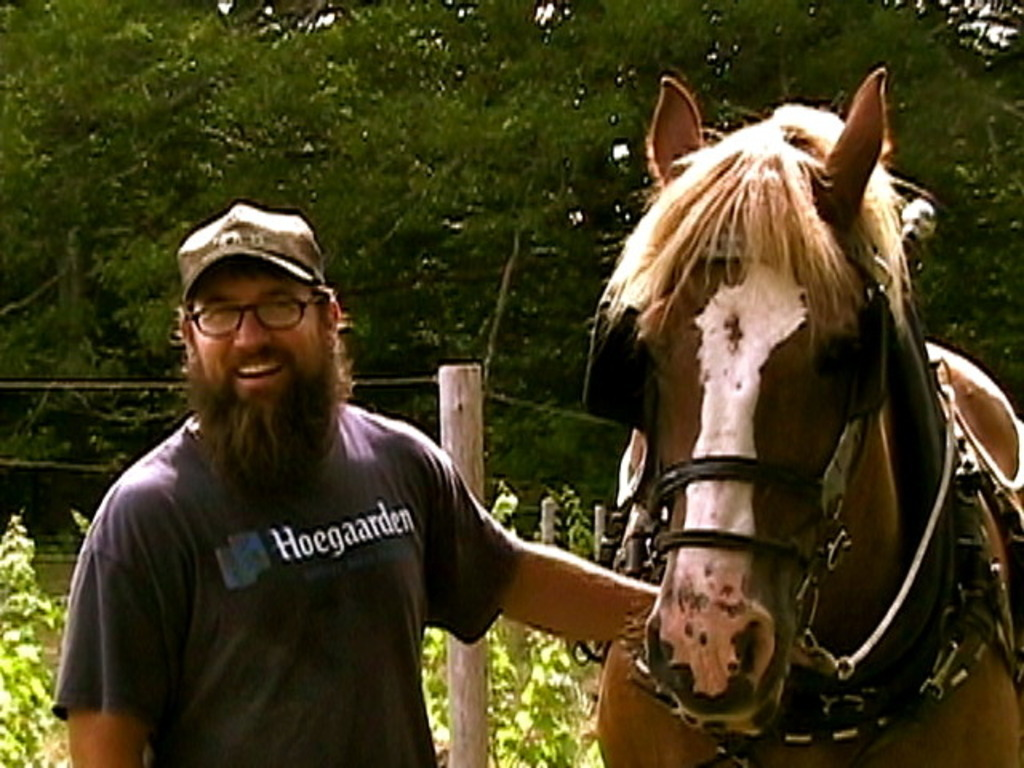 Horsedrawn Farm Delivery's video poster
