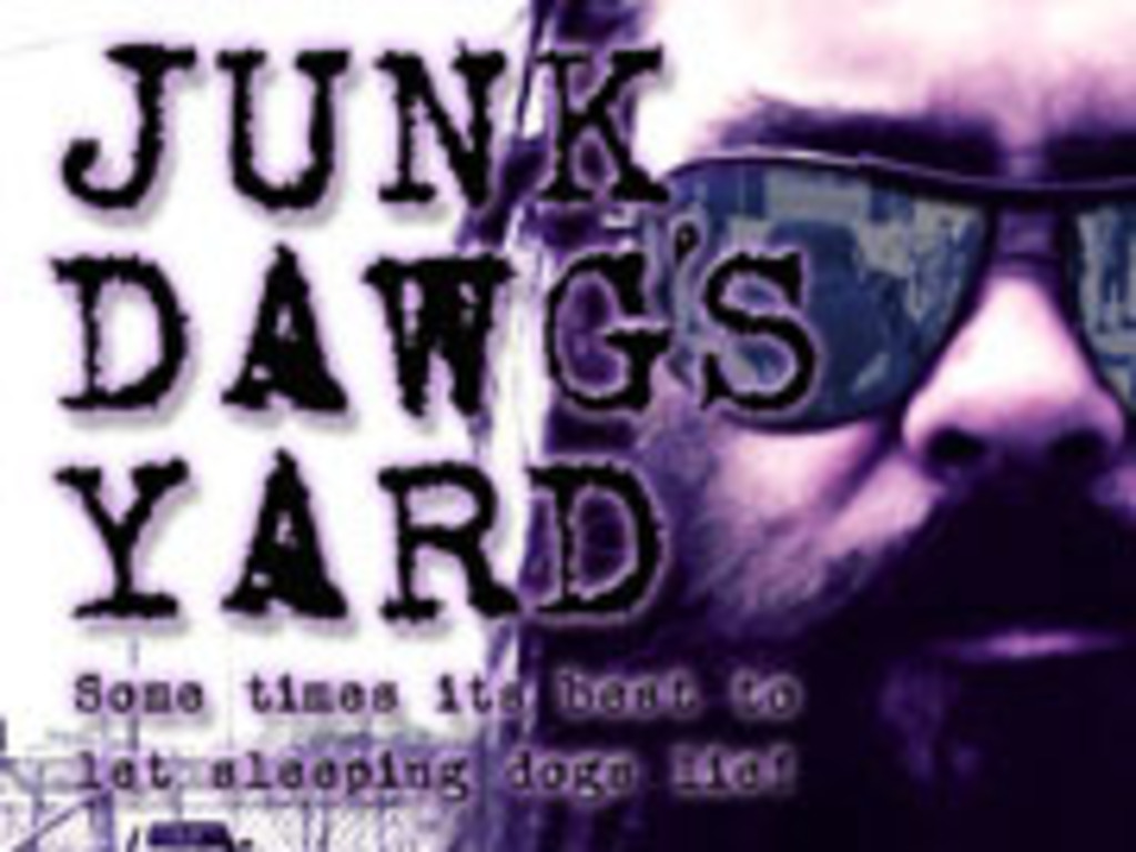 Junk Dawg's Yard's video poster