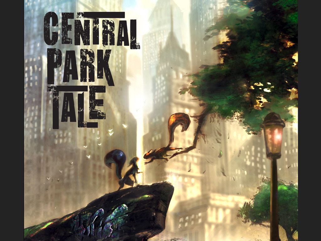 Central Park Tale's video poster