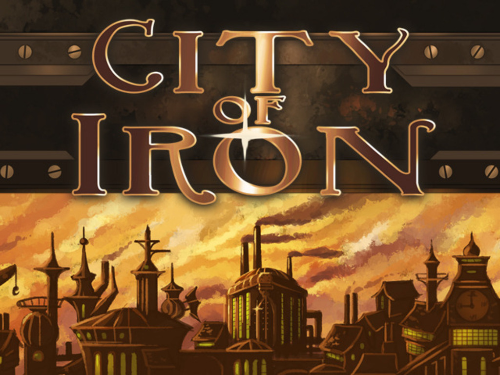City of Iron's video poster