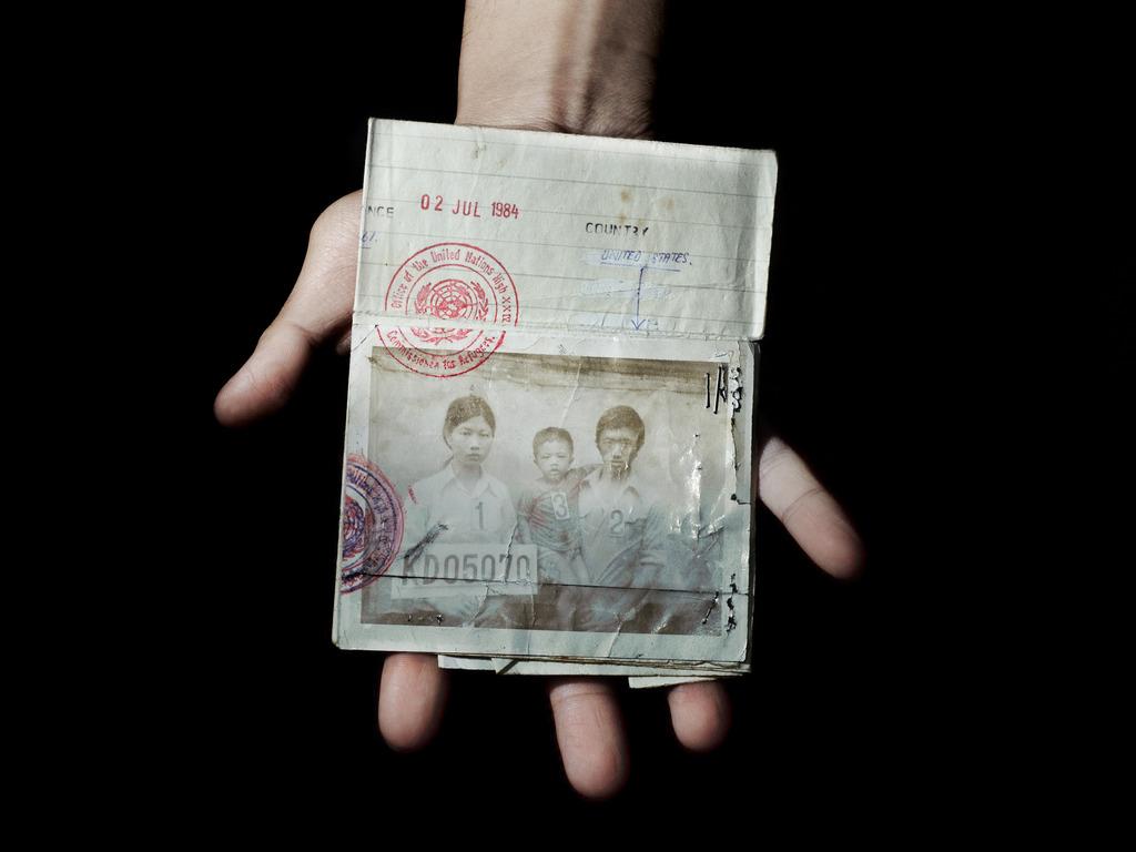 The Cambodian Diaspora's video poster