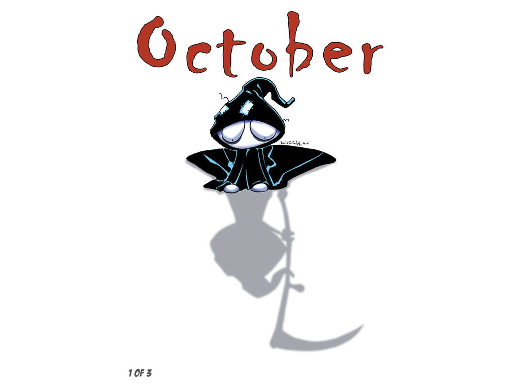 October's video poster