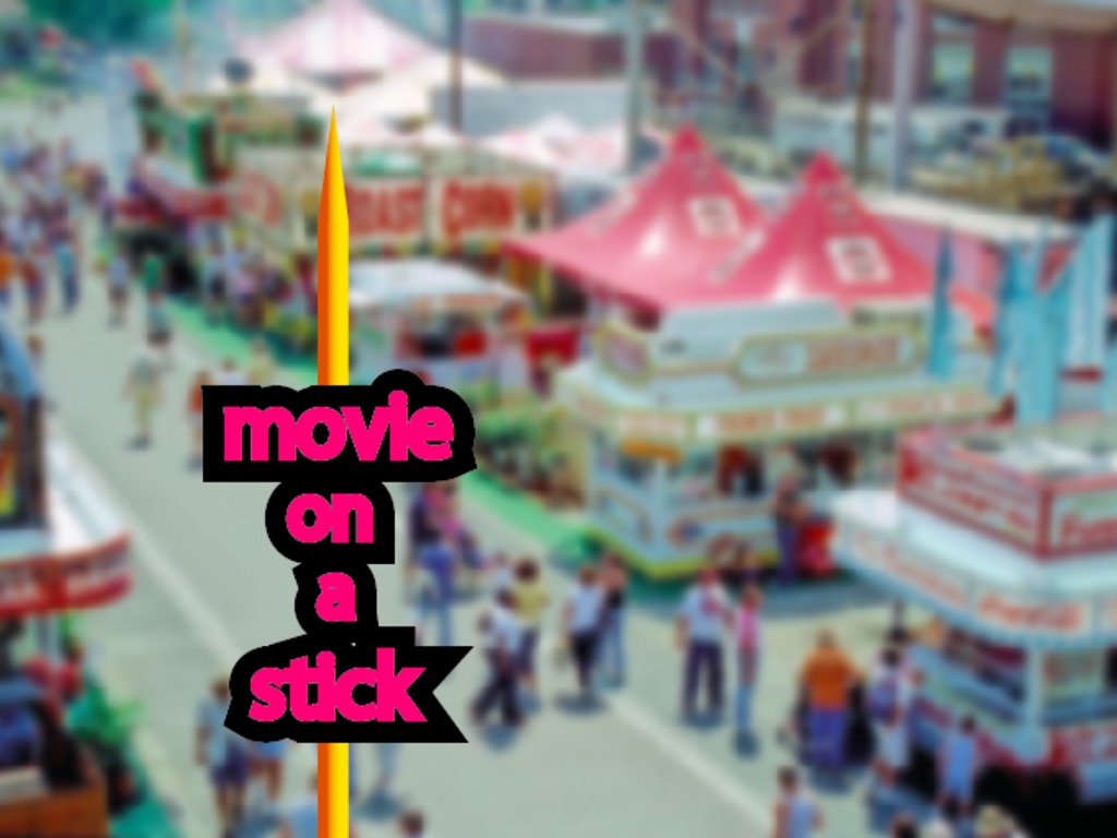 Movie-On-A-Stick: Outrageous Food at America's State Fair's video poster