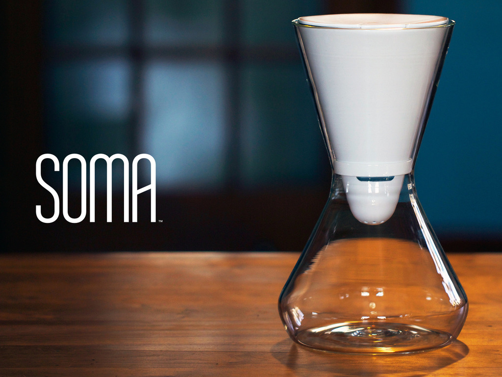 Soma: Beautifully innovative all-natural water filters's video poster