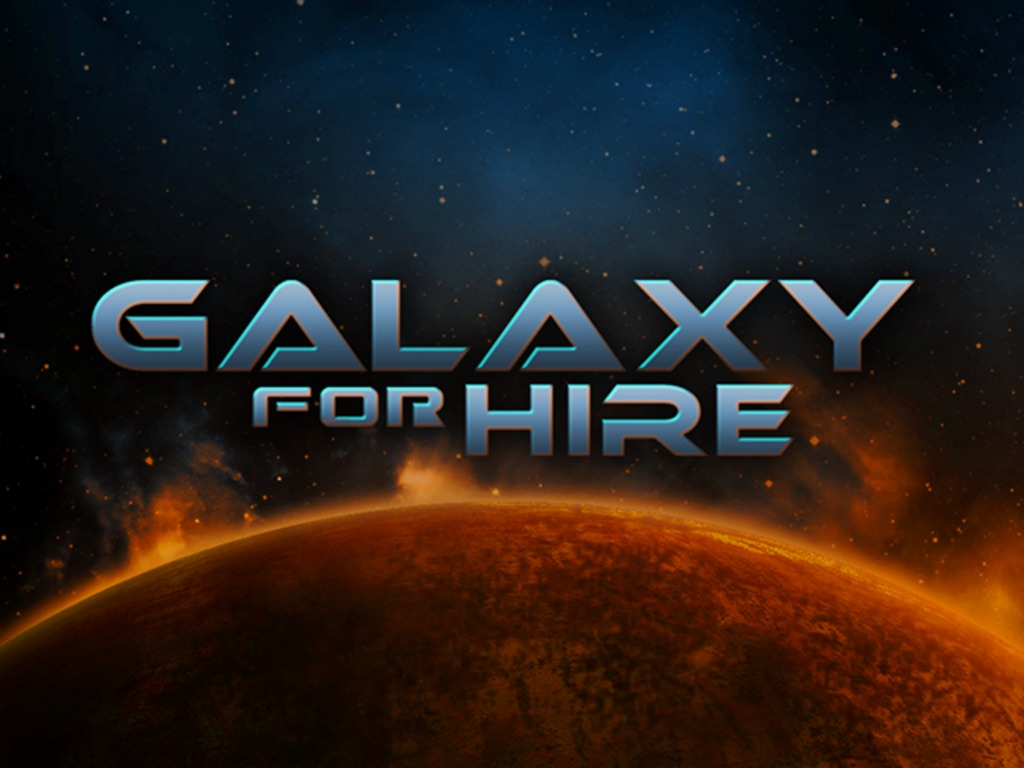 Galaxy for Hire's video poster