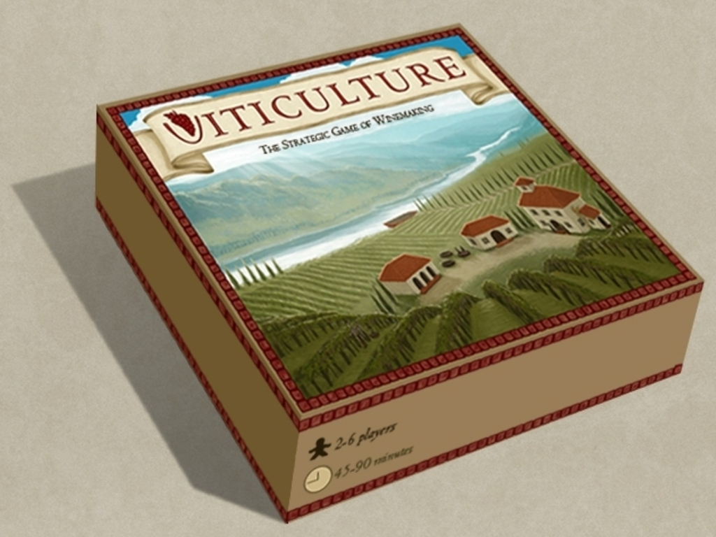 Viticulture: The Strategic Game of Winemaking's video poster