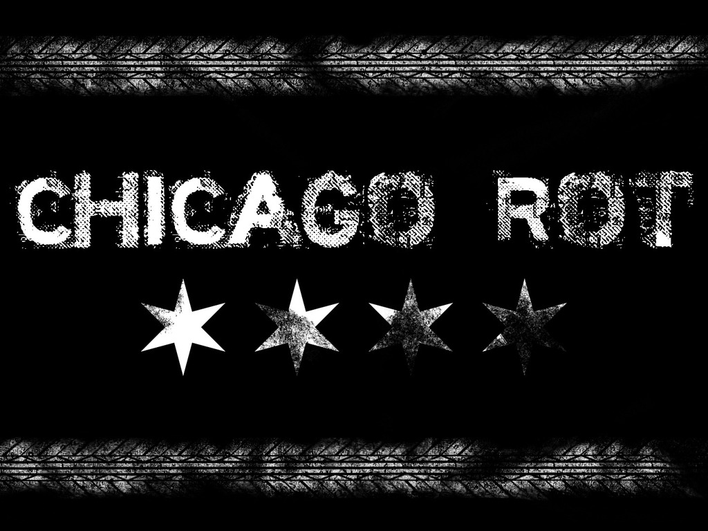 Chicago Rot - A Feature Film's video poster