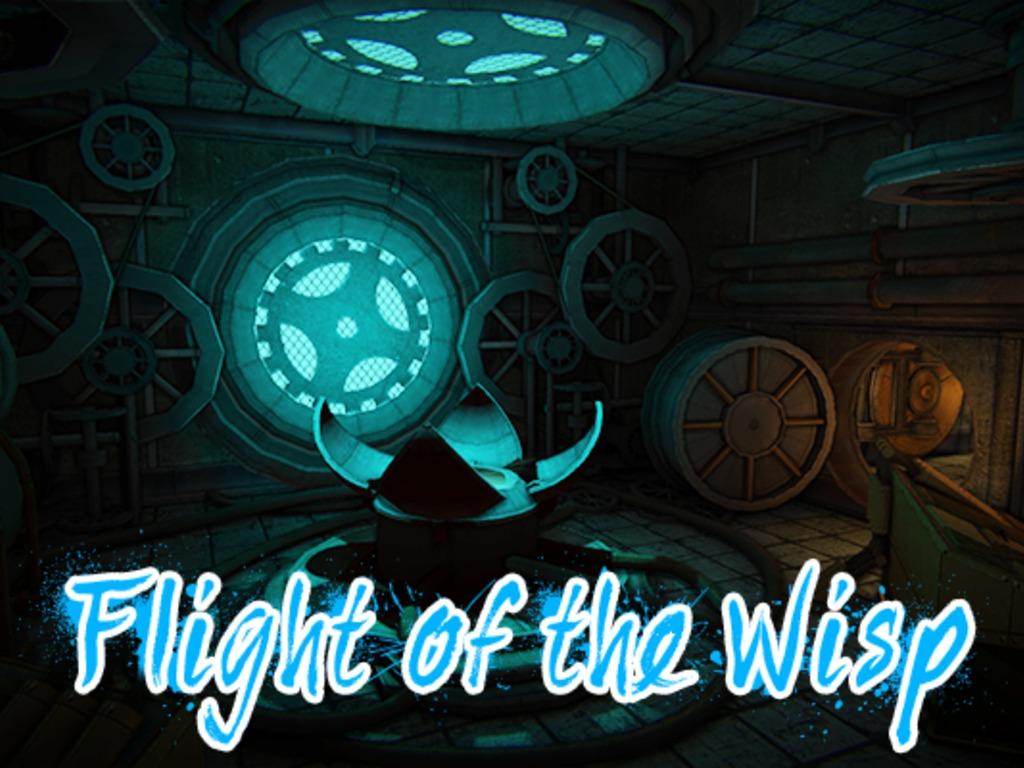 Flight of the Wisp's video poster
