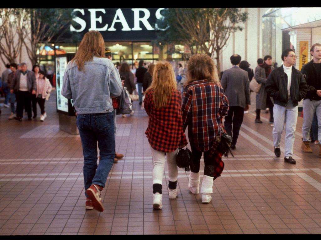 Malls Across America's video poster