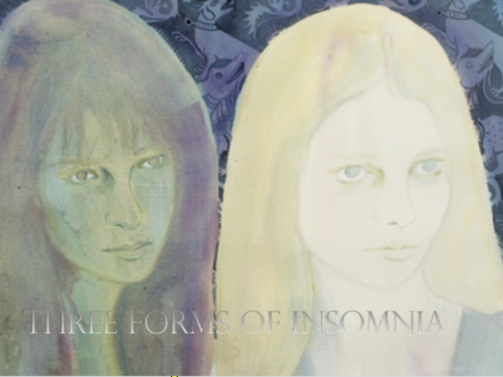 Three Forms of Insomnia's video poster
