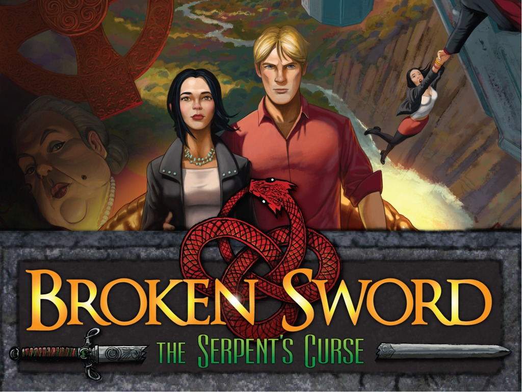 Broken Sword - the Serpent's Curse Adventure's video poster