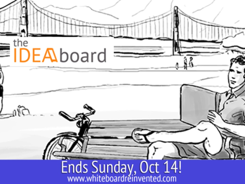 Ideaboard's video poster