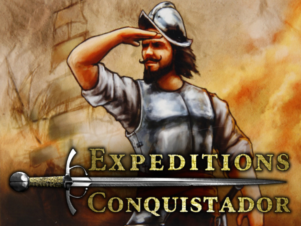 Expeditions: Conquistador's video poster