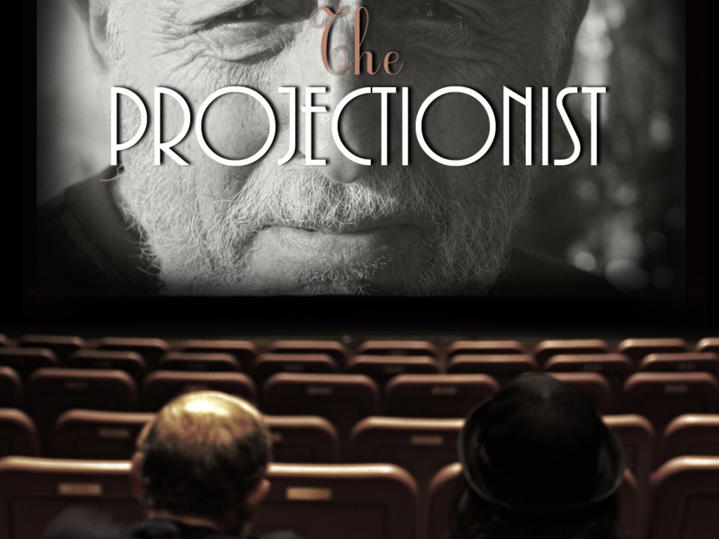 The Projectionist's video poster