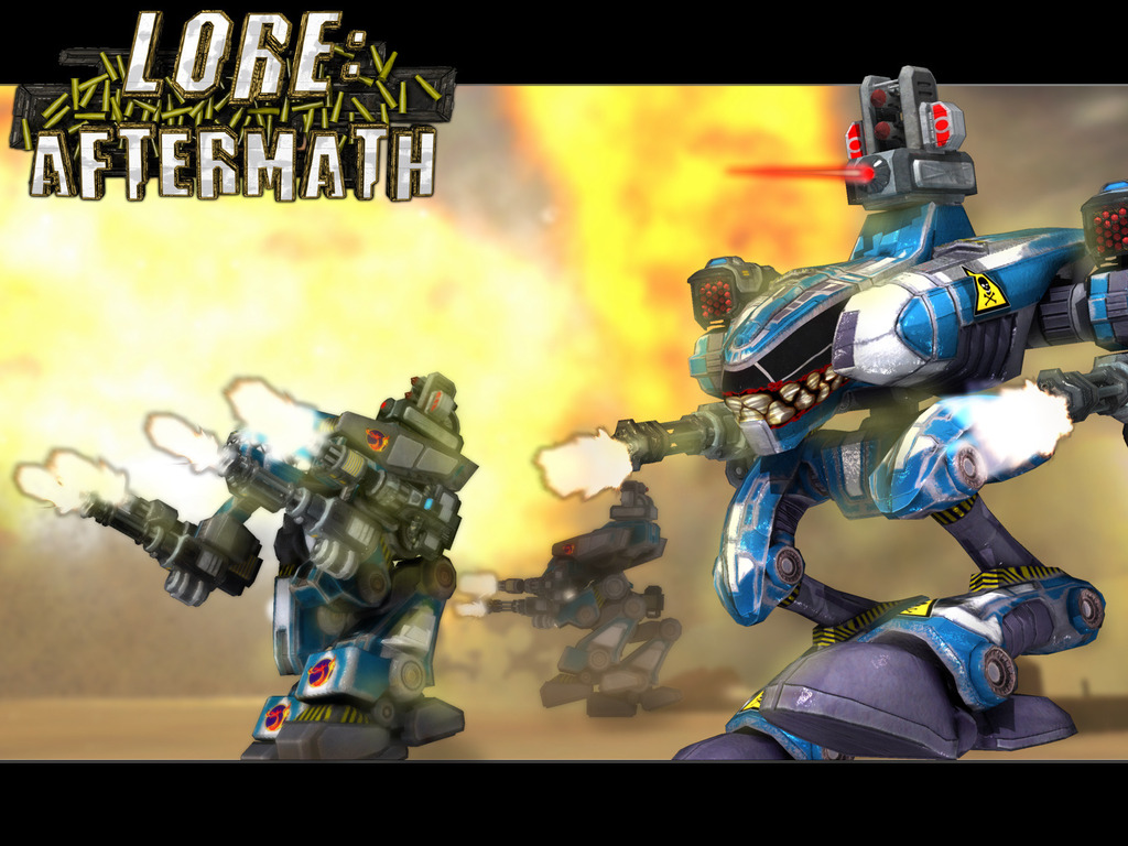 Lore : Aftermath - The Return of the Mech Game's video poster