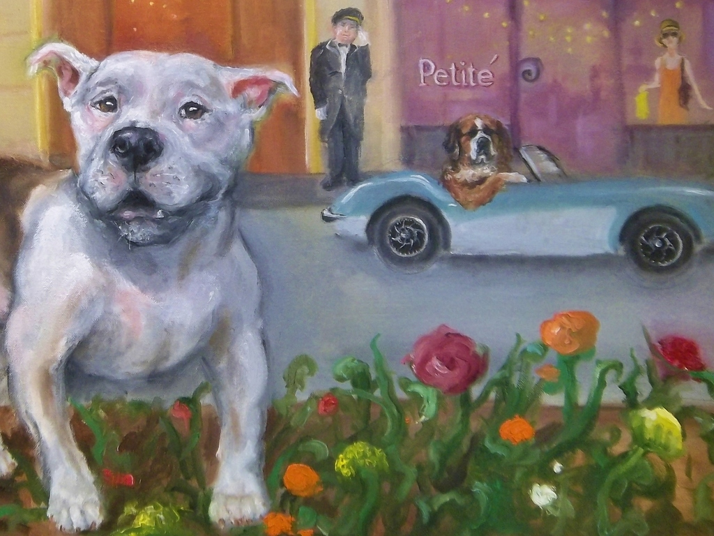 Montague: The Pit Bull of Park Avenue's video poster