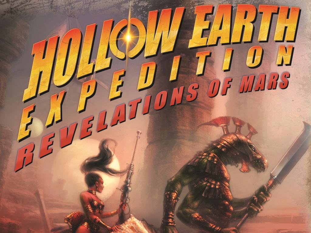 Revelations of Mars's video poster