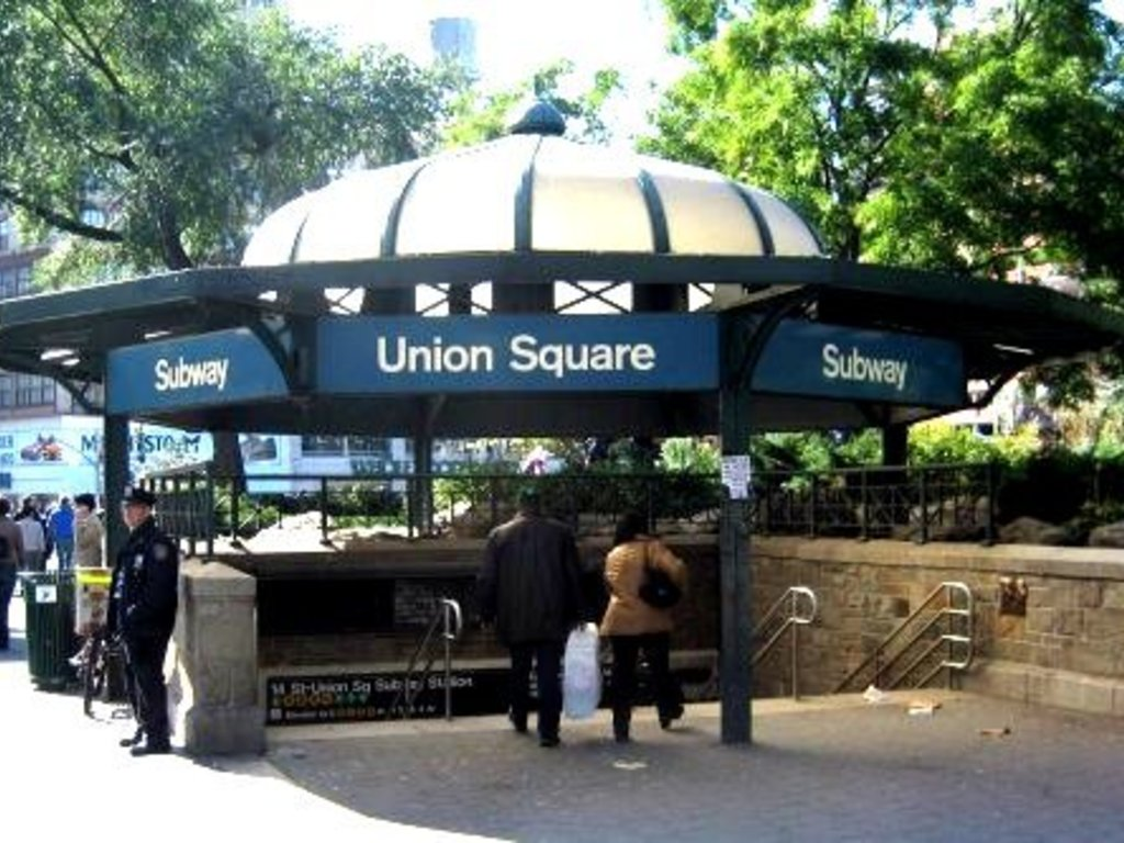 Big Beautiful Public Art by Parsons Class in Union Square's video poster