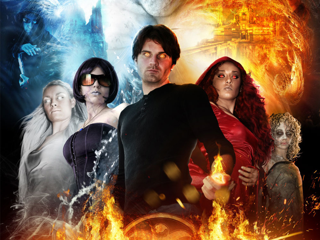 Dewey Taylor's: Elements - a Sci-fi / Fantasy feature's video poster