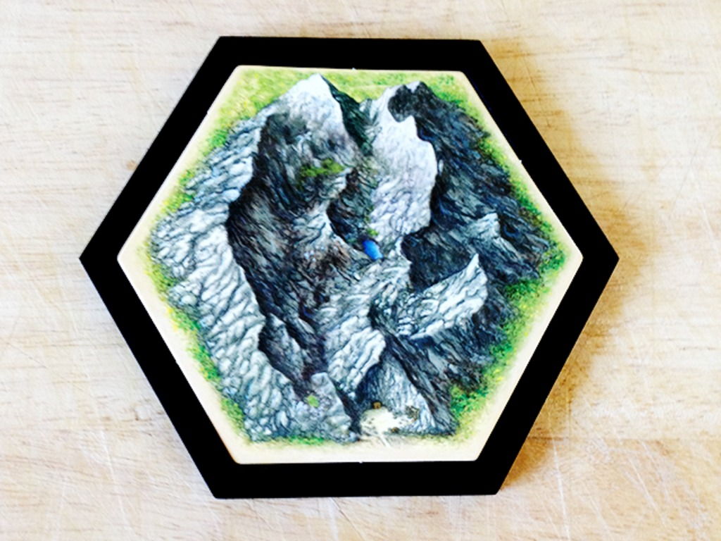 Hexels:  The completely modular Settlers of Catan game board's video poster