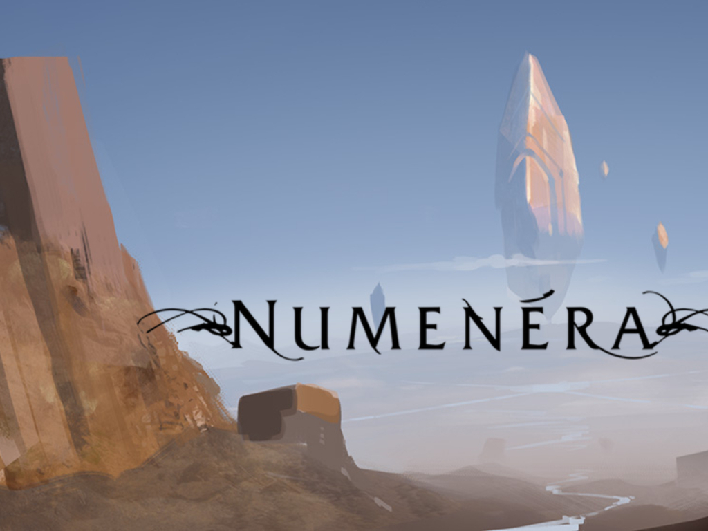 Numenera: A new roleplaying game from Monte Cook's video poster