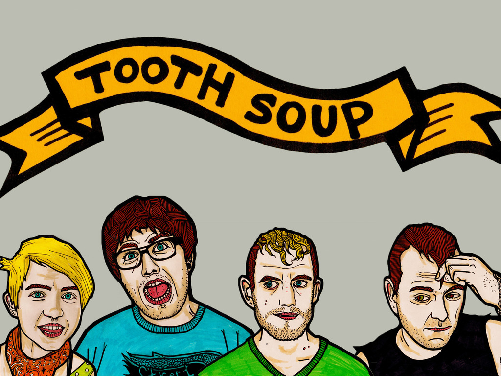 Help TOOTH SOUP release an album and go on tour!'s video poster
