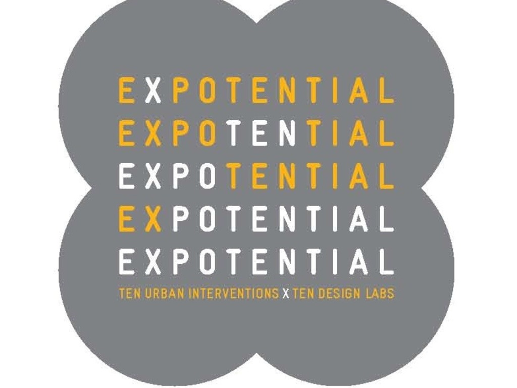 expoTENtial, 10 urban interventions x 10 design labs's video poster