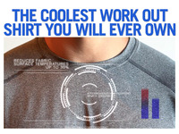 IAMMAI: The Coolest Work Out Shirt You Will Ever Own.