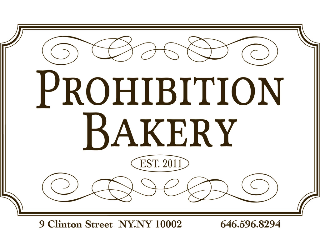 Prohibition Bakery, cake+alcohol. Please eat responsibly.'s video poster