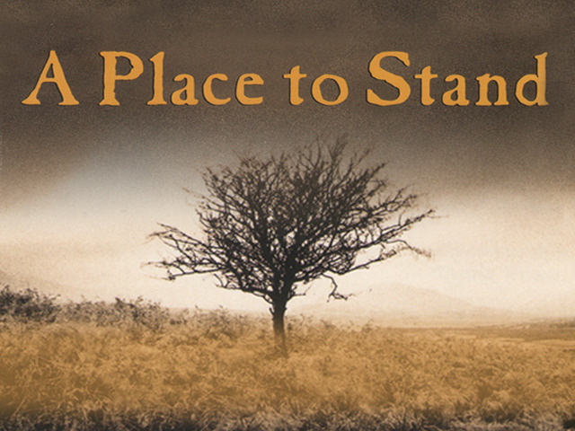 a place to stand essay A place to stand has 1,387 ratings and 171 reviews mark said: this memoir was difficult to read because of the brutal reality of the criminal justice sy.