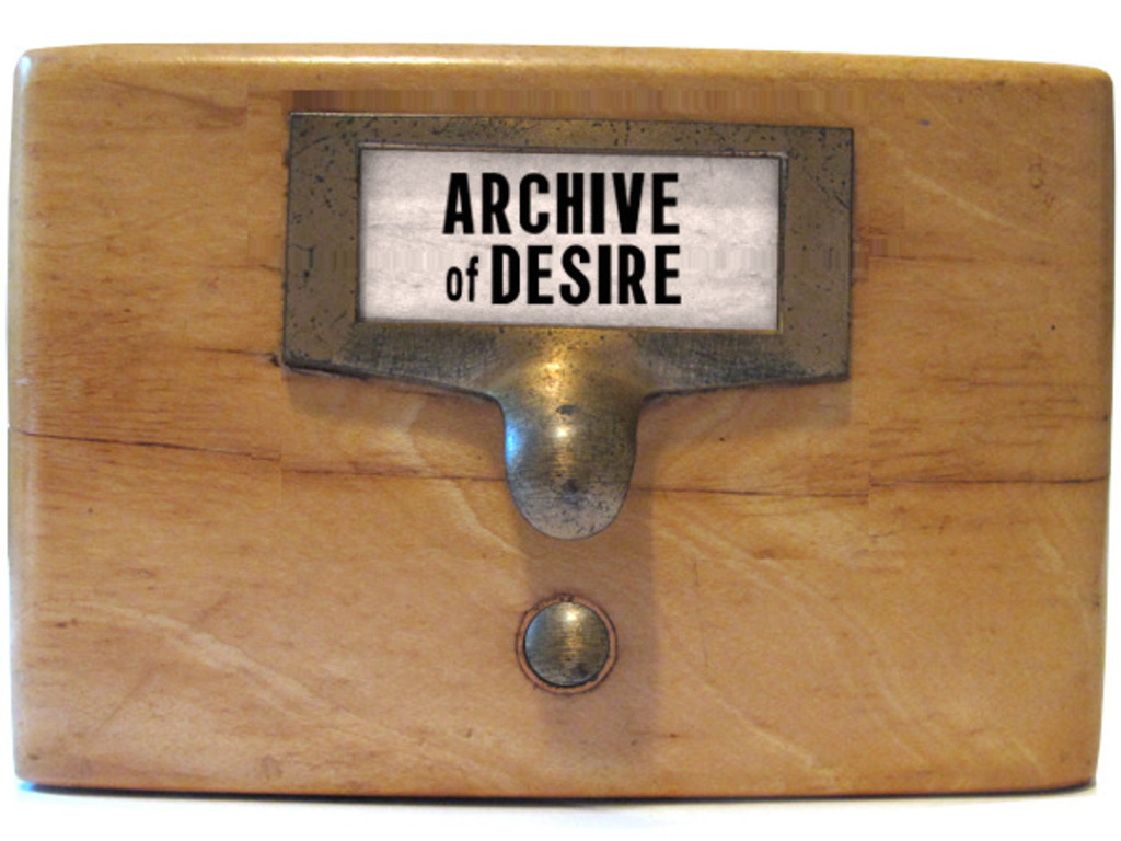The Archive of Desire's video poster