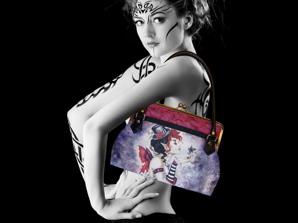 Fashion meets fantasy in 21 days. Handmade at it's finest!'s video poster