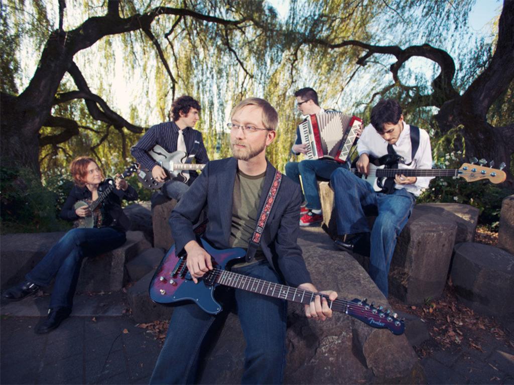 Adam Sweeney & the Jamboree - Debut Album Release's video poster