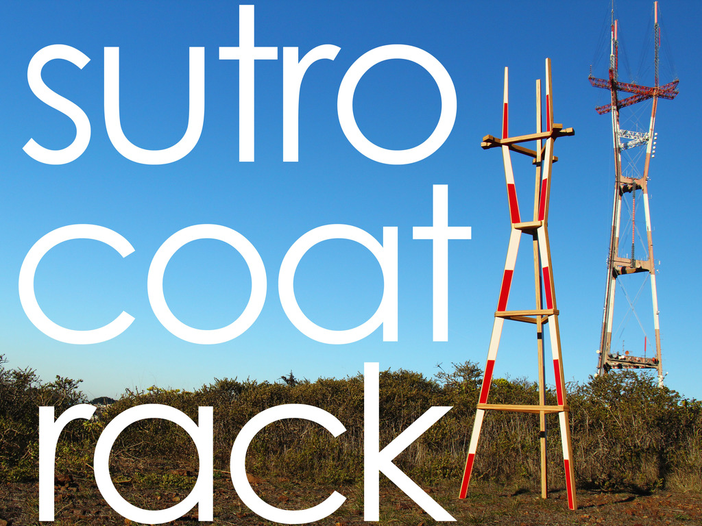 Sutro Coat Rack and the Beer Hammer's video poster