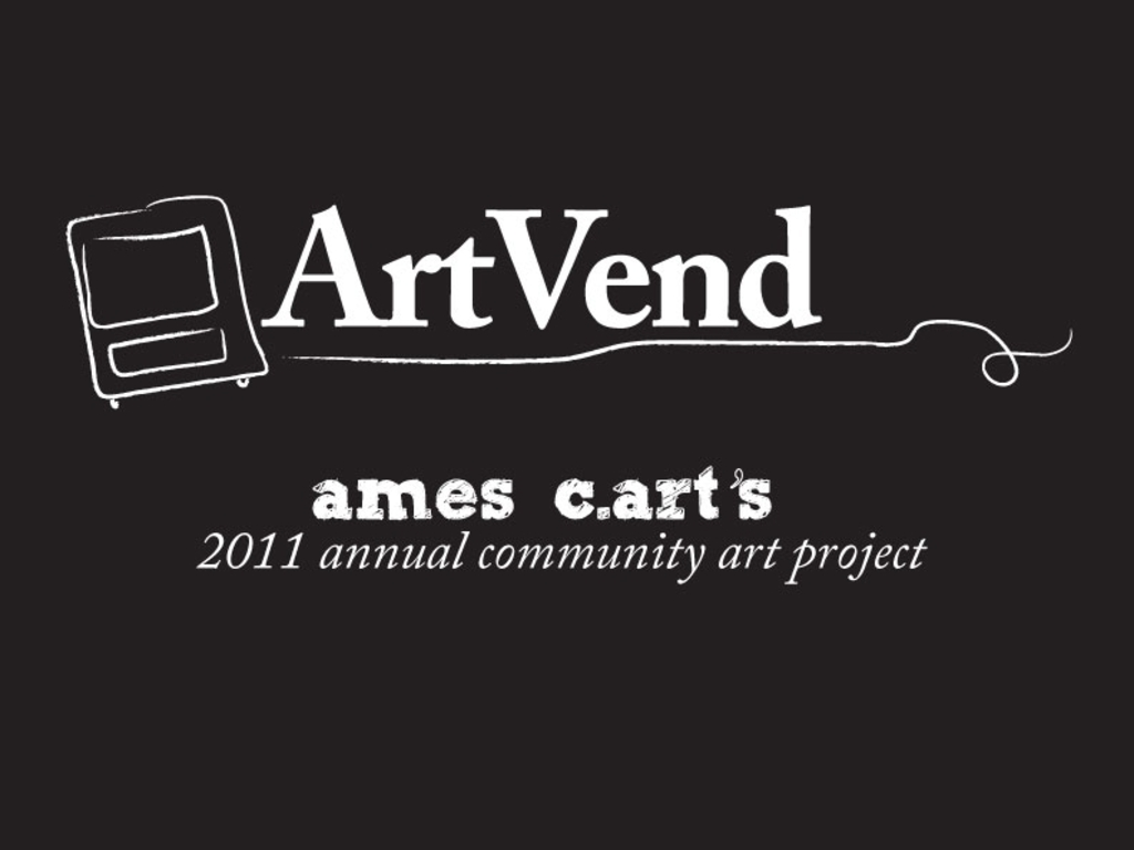 ArtVend Machine: Local Arts and Crafts in a Vending Machine!'s video poster