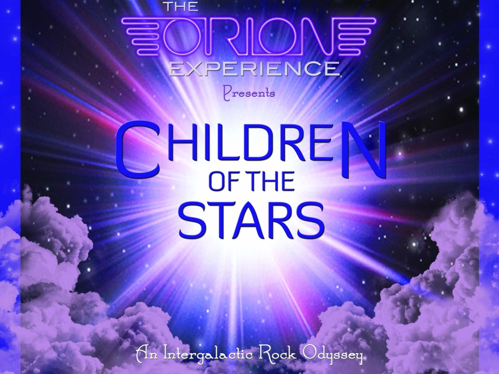 THE ORION EXPERIENCE: CHILDREN OF THE STARS's video poster