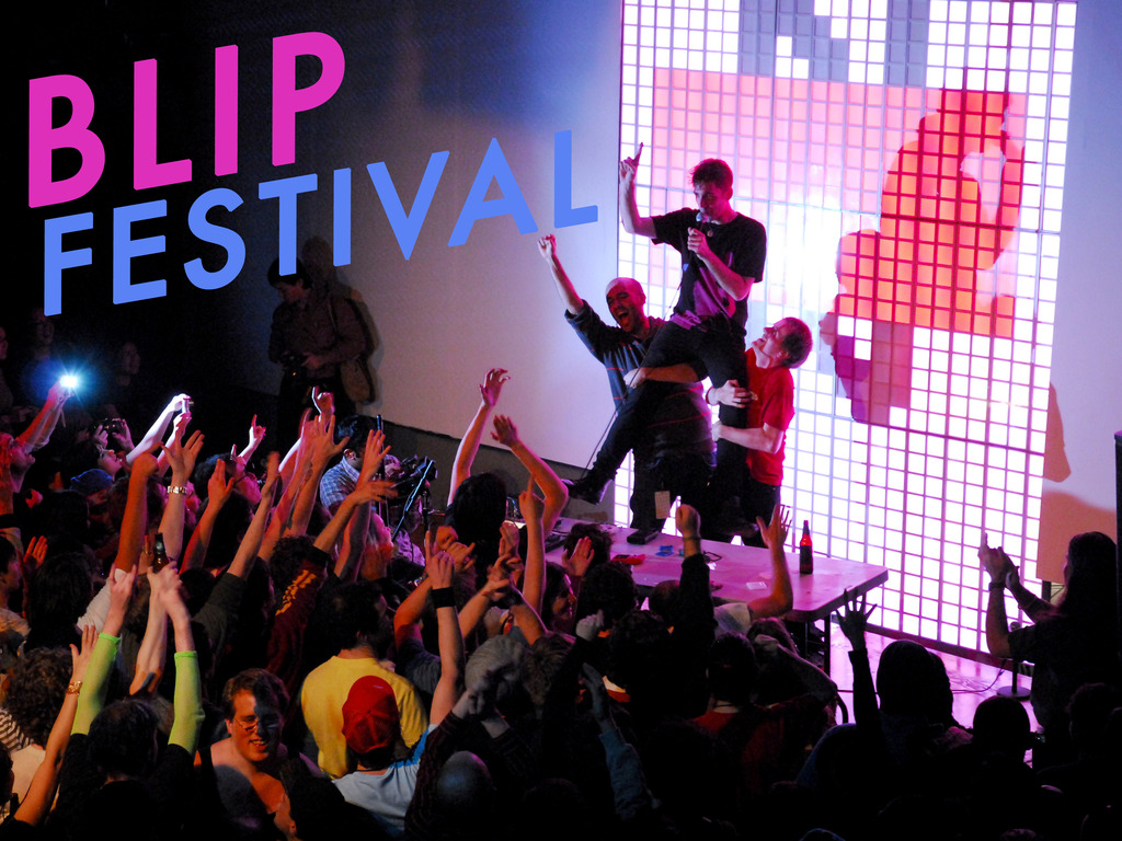 Blip Festival Tokyo 2012: A Photographic Documentary's video poster