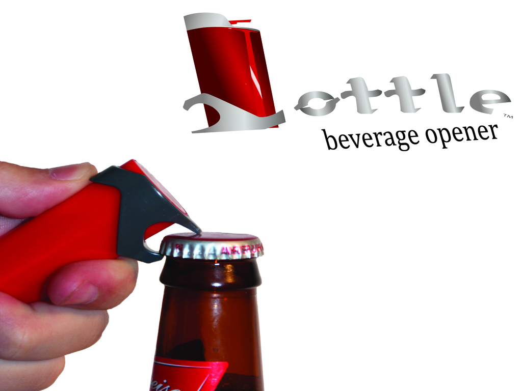 Need a bottle opener? Try the Lottle beverage opener!'s video poster