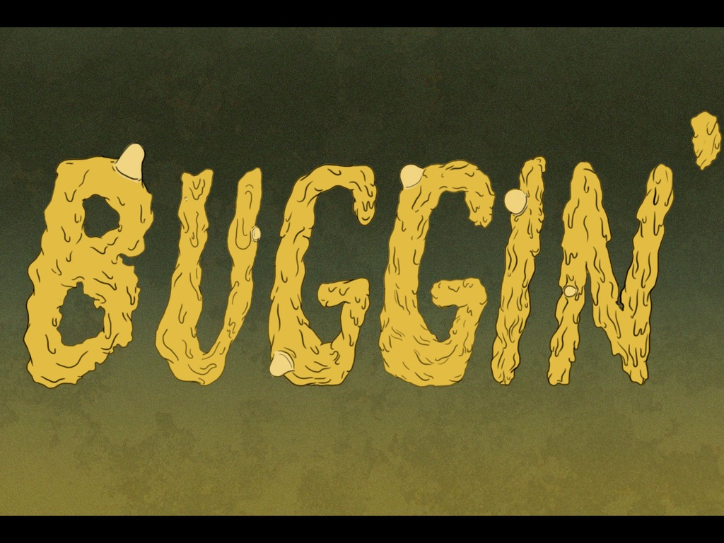 Buggin''s video poster