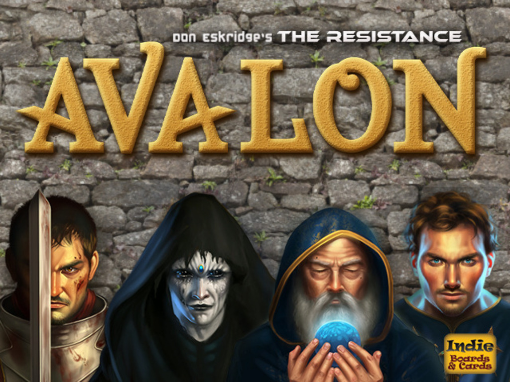 The Resistance: Avalon's video poster