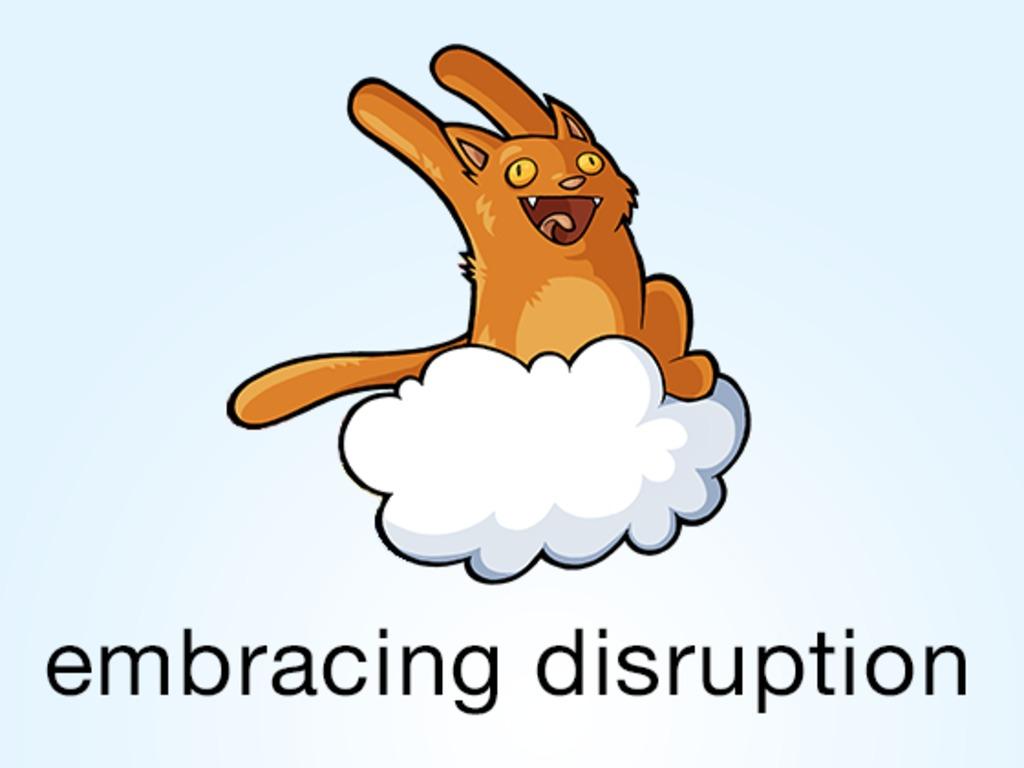 Embracing Disruption: A Cloud Revolution Manifesto's video poster
