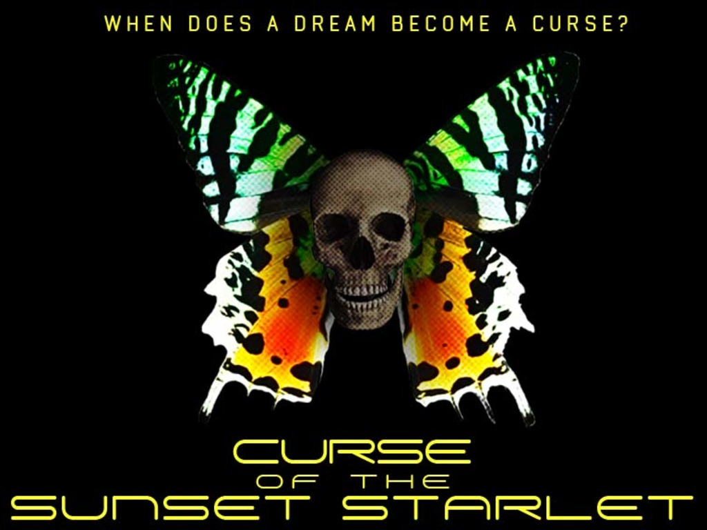 CURSE OF THE SUNSET STARLET's video poster