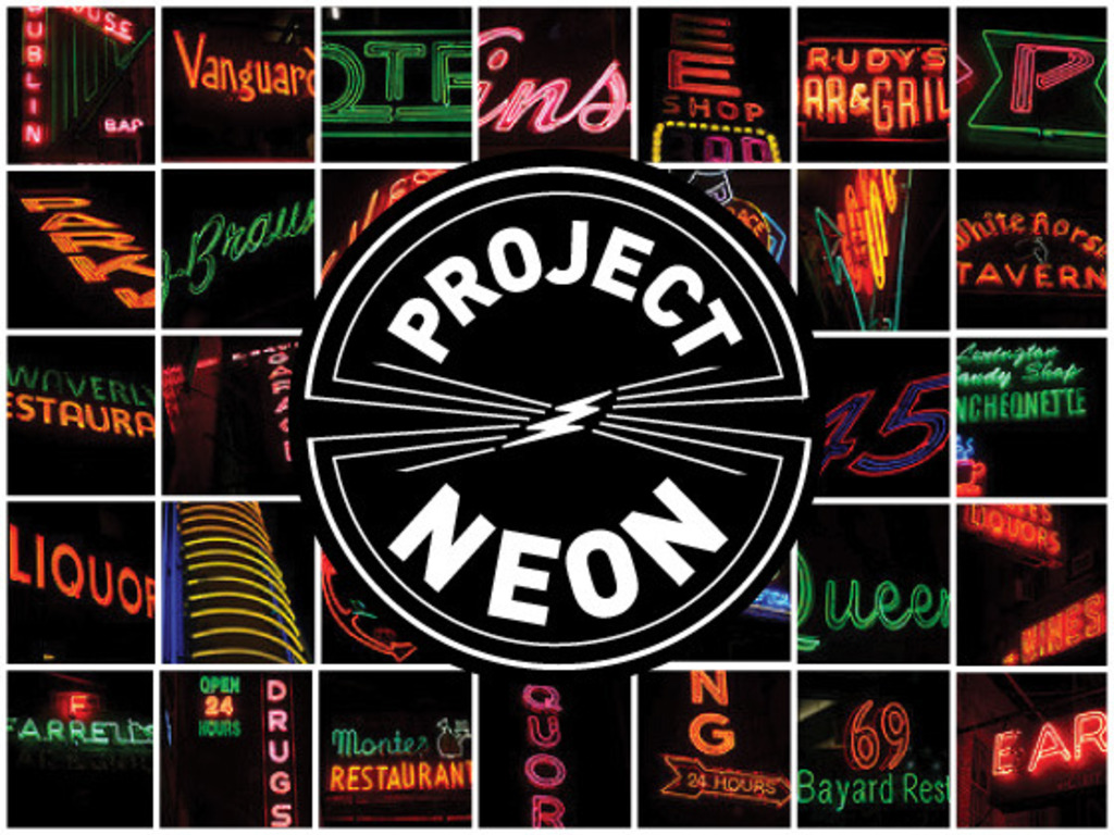 Project Neon: A Digital Guidebook to New York's Neon Signs's video poster