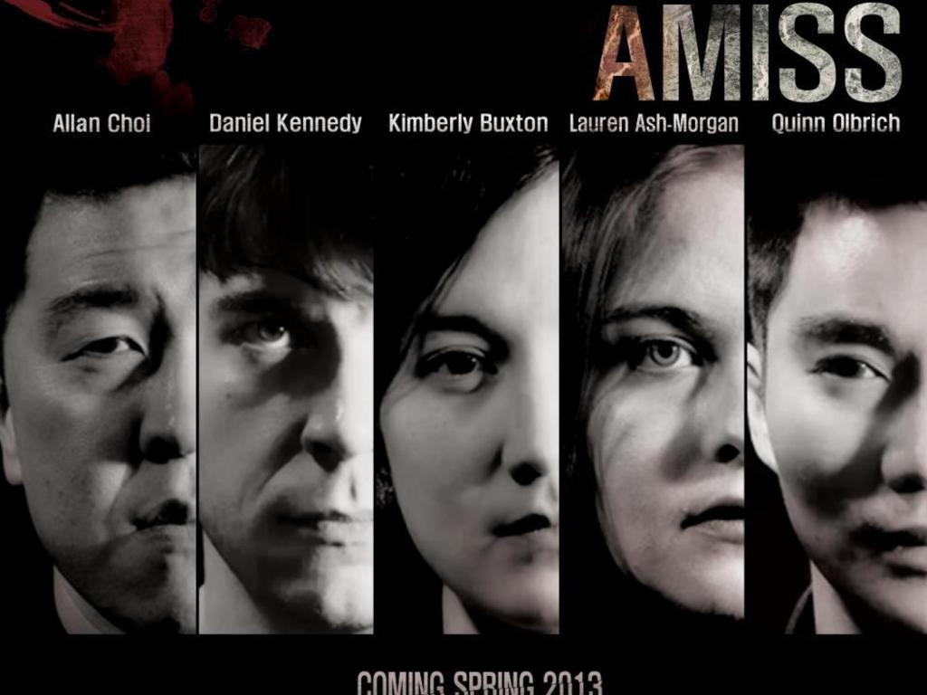 AMISS Independent Feature Film Fundraiser's video poster